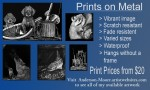 Metal Prints Now Available