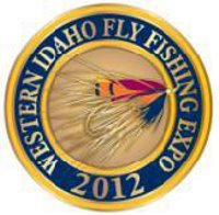 Poppy Fly Pin Boise Fly Fishers Club